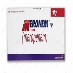 Meronem Meropenem Injection 1g