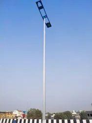 Highway Bridge Pole