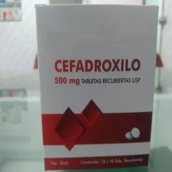 Cefadoxil Tablet 500 Mg