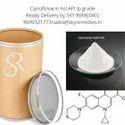 Ciprofloxacin Plain & HCL API Pharmaceutical Raw Material Aarti/ Godavari/ Gg