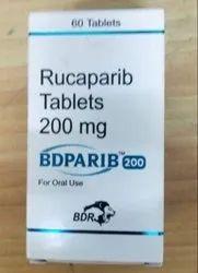 BDPARIB 200 Rucaparib 200mg Tablet, BDR Pharmaceuticals, 60 Tablets