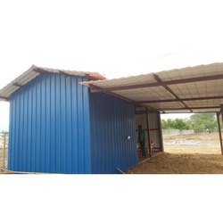 Assian Factory Roofing Sheet