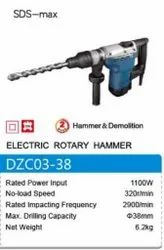 Electric Rotary Hammer Drill