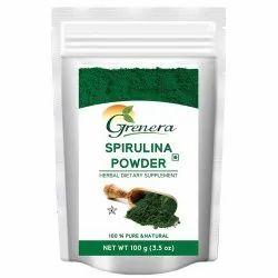 Spirulina Extract Elaichi Flavour Green Tea