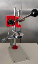 Hand Operated  Foil Heat Sealing Machine