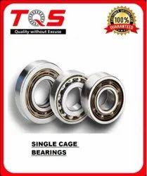 Single Cage Bearing