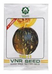 Green Hybrid Pumpkin VNR-11 / VNR, For Agriculture, Packaging Type: Pouch