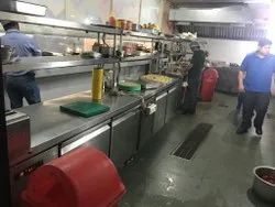 Commercial Kitchen Designing Services