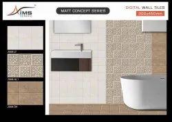 AIMS CERAMIC MATT Wall Tiles, Thickness: 5-10 mm, Size: 30x45 CM