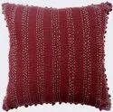Handmade Kantha Plain Cushions Cover