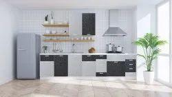 KAKA High Glossy Kitchen Furniture