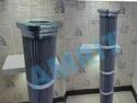 Snap Band Powder Coating Dust Collector Filter
