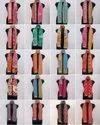 Vintage Cotton Kantha Scarves