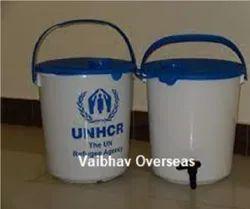 UNHCR Plastic Bucket