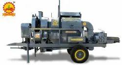 SOOND MODEL MULTICROP CUTTER THRESHER MACHINE