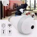 Full HD 1080P Wireless Panoramic Home Security Camera