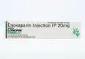 Lonopin 20 mg/0.2 ml Enoxaparin Injection