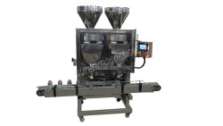 Automatic Curd Cup Filling Machine