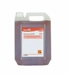 Suma Grill D9 Oven Grill Cleaner Concentrate