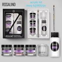 Nail Art Acrylic Kit Rosalind