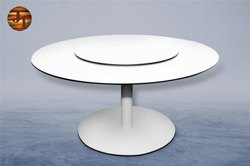 Jupind Dimensions: Round JIDT09 Dining Table, For Home