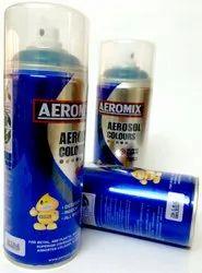 Aerosol Spray Paints Deep Blue - Aeromix