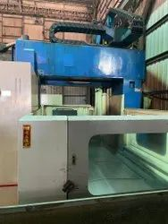 Old And Used Make Kaoming KMC-2000SD Double Column Vertical Machine Center