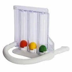 3 Ball Incentive Spirometer