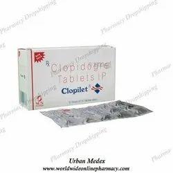 Clopidogrel 75mg
