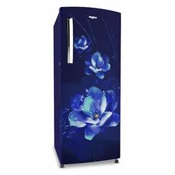 3 Star X-Mulia Whirlpool Refrigerator, Single Door, Capacity: 200L
