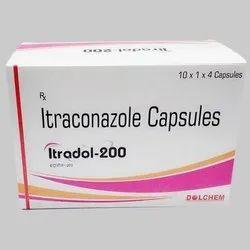 Itraconazole Medicine