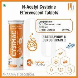 Cystmac Effervescent Tablet