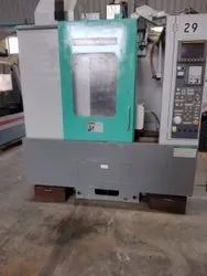 Make - Takisawa Vertical Machine Center Working 650x410x450 With 4th Axis