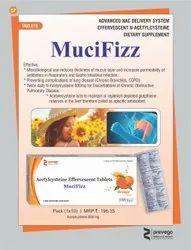 Acetyleysteine Effervescent Tablets