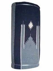 Blue Mosque Cotton Carpet