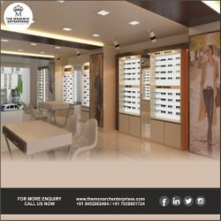 Spectacles Showroom Display and Design Solutions - New
