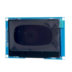 OLED 7 PIN 128x64 Display Module 2.42 Inch Blue White Color