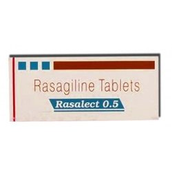Rasalect 0.5 MG Tablets (Rasagiline)