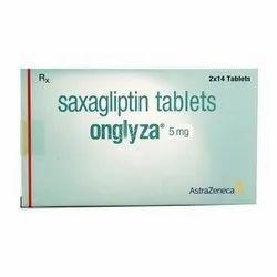 Onglyza 5Mg Saxagliptin Tablet