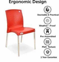 Plastic. 870 mm AVRO Furniture Moderna Hybrid Chair