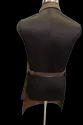 Buffalo Leather Large Apron