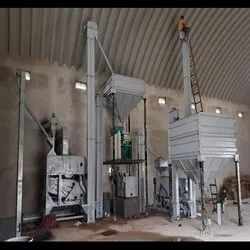 SEED CLEANING AND GRADING PLANT