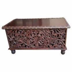 Rectangle Matte Wooden Box