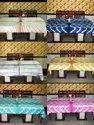 SHIBORI DESIGN TABLE CLOTH