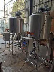 Steam Jacketed Kettles Machine
