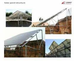 Aluminium Solar Structures