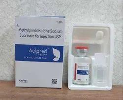 Methylprednisolone Injection 1 gm
