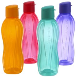 Tupperware Flip Top Water Bottles