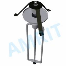 Rotary Filter Cleaner For Dedusting Pleated Filter Cartridges.