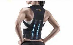 Magnetic Back Brace Posture Corrector Therapy Shoulder Belt